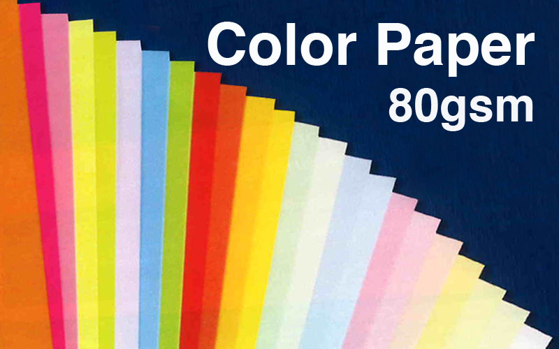 Colour Bond Paper